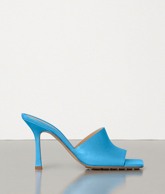 Bottega Veneta Stretch Sandals In Nappa Dream