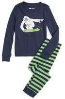 Tucker Toddler Boy's + Tate Fitted Two-Piece Pajamas