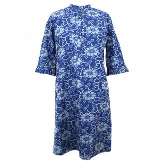 MiH Jeans \N Blue Cotton Dresses