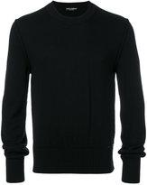 Dolce & Gabbana crew neck sweater - men - Wool - 48