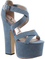 Luichiny Jaw Dropper Platform Sandal (Women's)