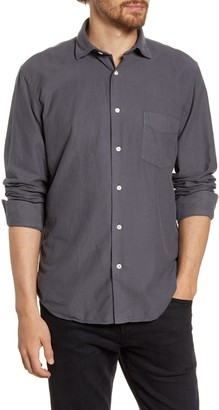 Hartford Penn Regular Fit Button-Up Shirt