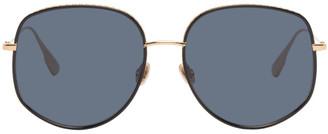 Christian Dior Black DiorByDior2 Sunglasses