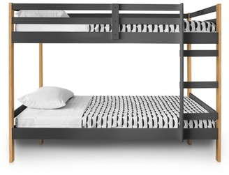P'kolino Letto Twin over Twin Bunk Bed, Multiple Colors