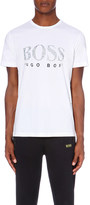 HUGO BOSS Modern-fit cotton-jersey t-shirt