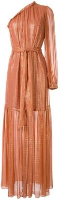 Ginger & Smart Bourgeois one-sleeve dress