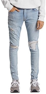 Hudson Zack Skinny Fit Jeans in Inbounds