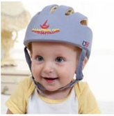 Yoochin infant protective hat safety helmet for babies cotton unisex baby summer kids sun hats girl muts children boys caps bonnet baseball cap