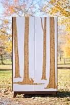 Iannone Design Trees Walnut St.Armoire