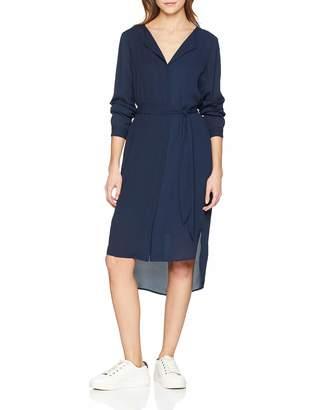 Selected Women's Slfdynella Ls Dress Noos