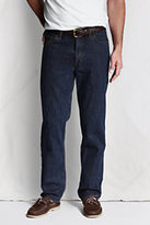 Classic Men's Relaxed Fit Jeans - Custom Hemming-French Walnut