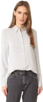 Jenni Kayne Button Back Silk Shirt