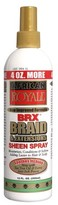 African Royale Braid and Extensions Sheen Spray - 8 oz