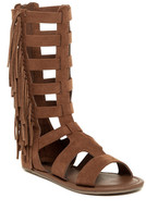 Mia Zola Gladiator Sandal (Little Kid & Big Kid)