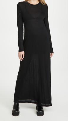 ATM Anthony Thomas Melillo Modal Jersey Maxi Dress
