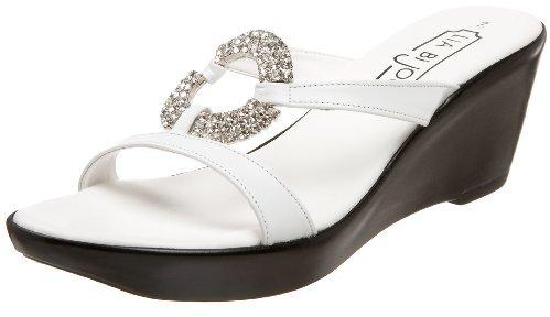 Lia Bijou Lia Bi Jou Women's Lira Open Sandal