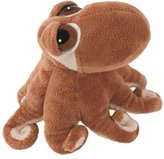 Suki Gifts Li'L Peepers Sealife Creatures Octavius Octopus Soft Boa Plush Toy (Brown/ White) by Suki Gifts