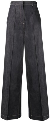 Rokh Wide-Leg Trousers