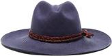 SENSI STUDIO Classic Long Brim Hat