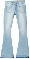 7 For All Mankind A-Pocket Flare Jean (Big Girls)