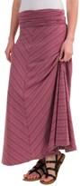 Exofficio Go-To Stripe Maxi Skirt - Long (For Women)