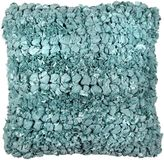 Bed Bath & Beyond Jalendu Square Throw Pillow in Aqua