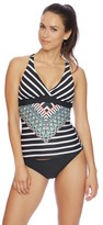 Next Synchrony Superwoman Wrap Tankini Top