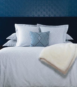 Yves Delorme Luna King Fitted Sheet (150Cm X 200Cm)