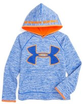 Under Armour Boy's 'Storm Armour Fleece - Twist' Hoodie