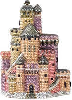 Judith Leiber Couture Castle Crystal Clutch Bag, Multi
