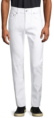 True Religion Classic Buttoned Skinny Jeans