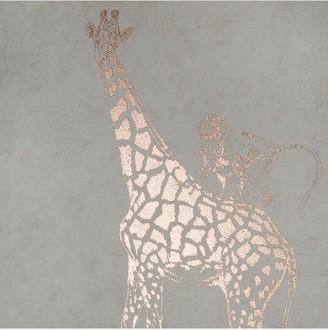Graham & Brown Safari Animals Canvas Wall Art