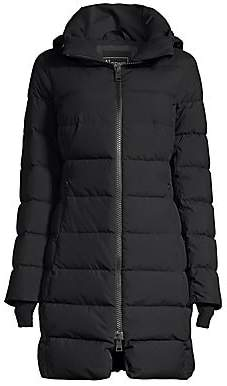Herno Women's Gore Fitted Windstopper Down Puffer Jacket