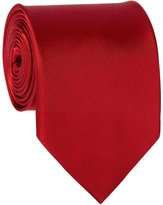 Buy Your Ties Mens Stylish Solid Necktie