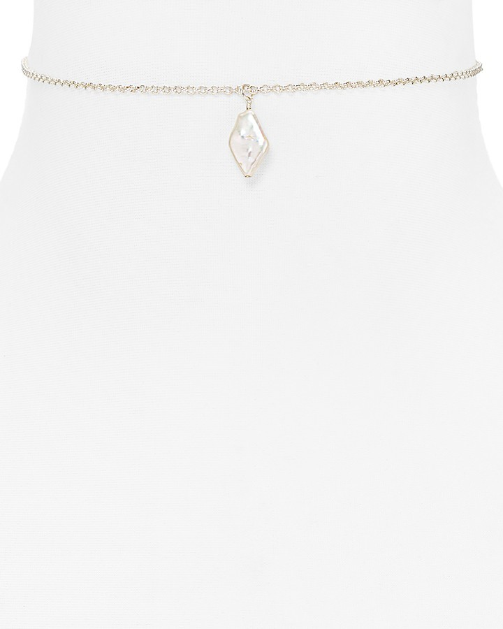 "Dogeared Pearl Choker Necklace, 12"" - 100% Exclusive"