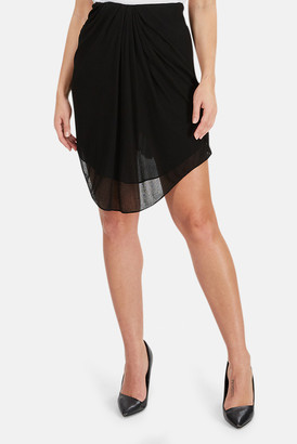 Alexander Wang Silk Crepe Skirt