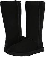 UGG Classic Tall II (Black) Women's Boots
