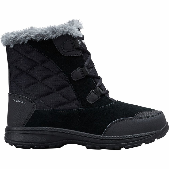 Columbia Ice Maiden Shorty Boot - Women's