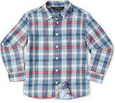 Ralph Lauren Little Girls' Bandana Shirt