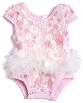 Infant Girl's Popatu Tulle Bodysuit