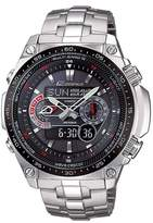 Edifice Casio Radio Controlled Stainless Steel Bracelet Mens Watch
