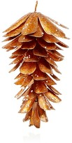 Cody Foster & Co. Tin Pine Cone Ornament