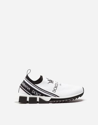Dolce & Gabbana Printed Sorrento Sneakers