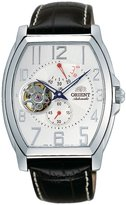 Orient Men's CFHAA004W Power Reserve Skeleton White Automatic Watch