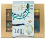 Horizon STMT DIY Leather Jewelry Kit