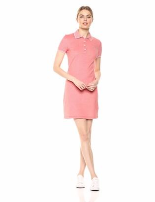 Lacoste Women's S/S Caviar Pique Polo Dress
