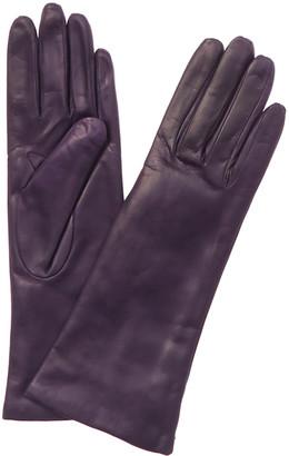 Portolano Cashmere-Lined Leather Gloves