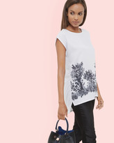Ted Baker Woodland Toile woven T-shirt