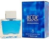 Antonio Banderas Blue Seduction Eau de Toilette Spray for Men 3.4 fl oz by