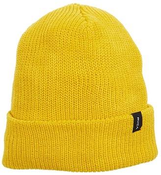 RVCA Dayshift Beanie III (Sun Yellow) Caps